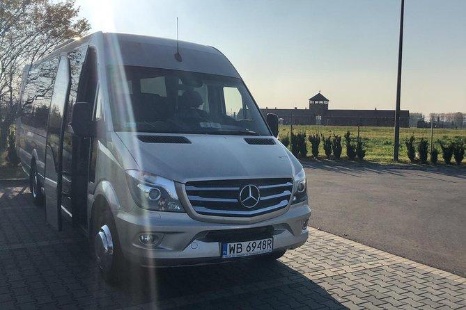 Auschwitz-Birkenau Guided Tour from Krakow - door2door