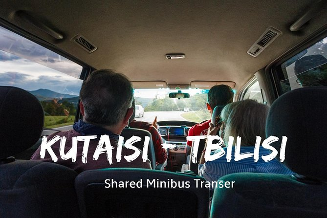 Kutaisi - Tbilisi gedeelde transfer