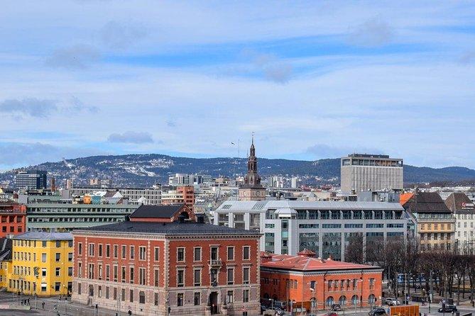 Oslo Private Transfer from Oslo (OSL) Airport to City centre