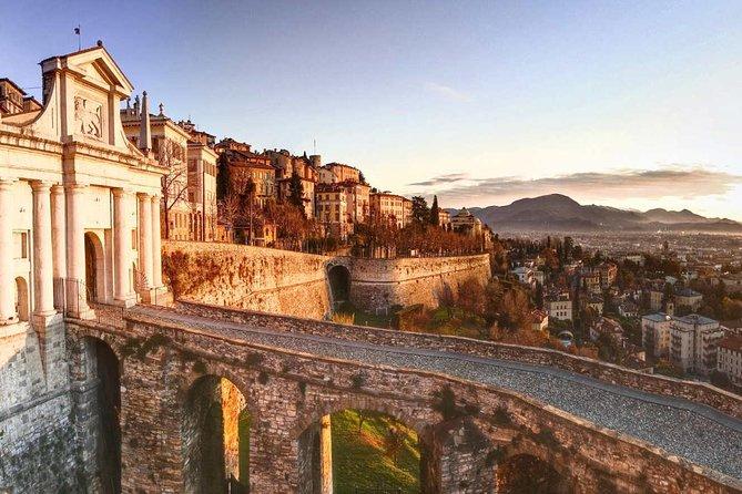 e-bike tour of Bergamo and its surroundings