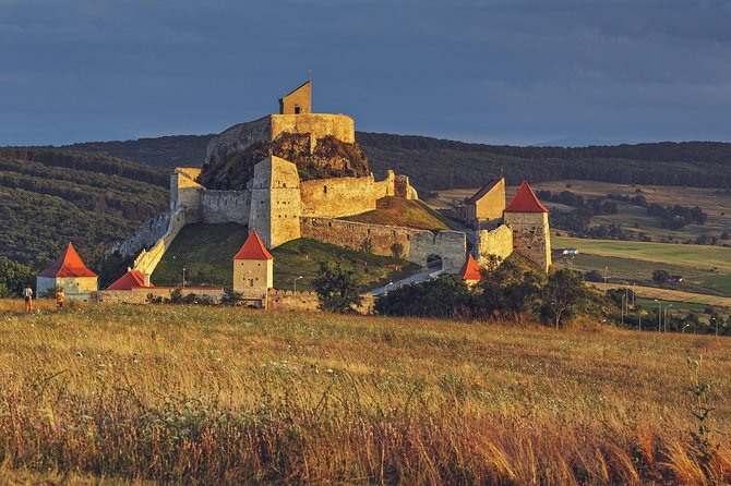 Transylvania Castles 4-day tour from Bucharest