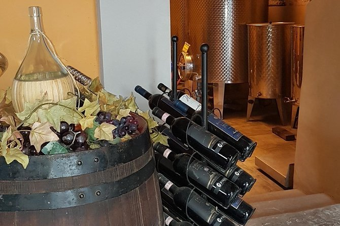 Tour of three historical wine manors: buy-wine-tour on the hills near Florence