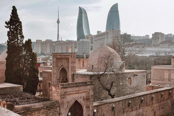 Baku City Attractions tour