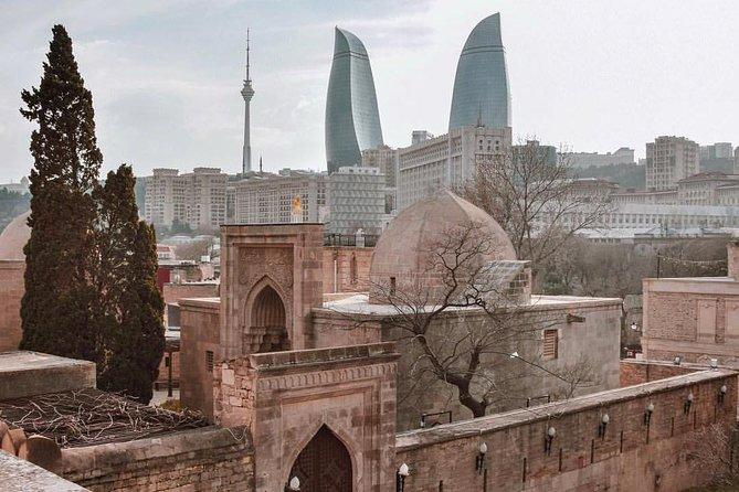 Baku City Attractions tour