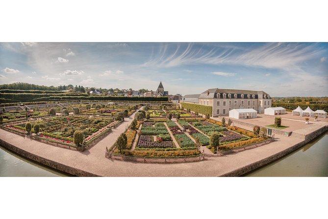 Photography tour of Château de Villandry