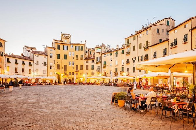 Lucca Private Walking Tour