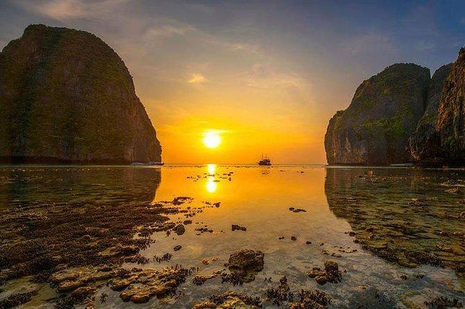 Phi Phi, Maiton, Khai Island Sunset Romantic Trip By Phuket Seahorse Marine
