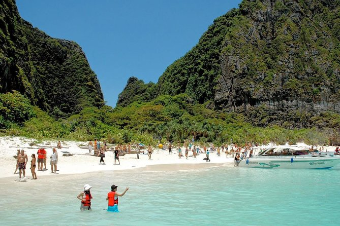 Phi Phi and Khai Islands Tour by speed boat