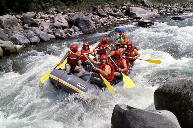 Antalya 4x4 and White Water Rafting Adventure with Lunch photo 7