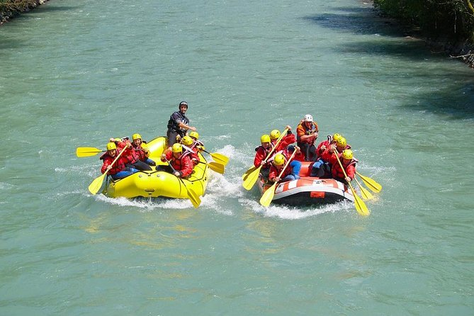 Antalya 4x4 and White Water Rafting Adventure with Lunch photo 4
