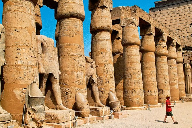 Private Half Day To Karnak & Luxor Temples.