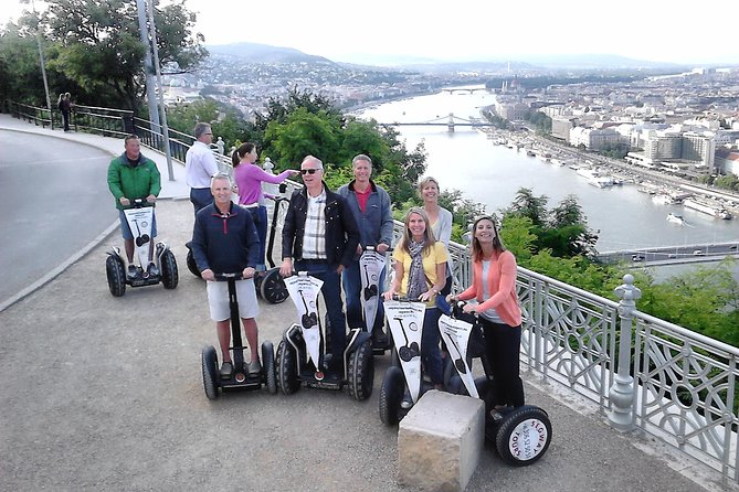 Citadel Guided Segway Tour Budapest