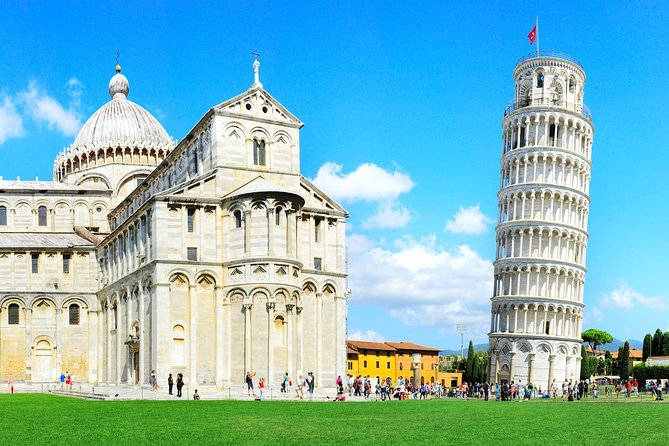 Day Trip from Bologna to Pisa