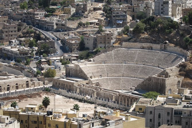 Amman City Tour Including Traditional Breakfast - Lunch and Jordanian Sweet