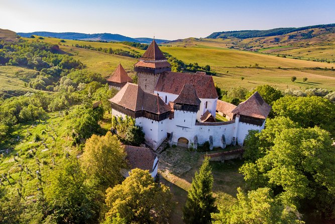 Private Day trip to Sighisoara and Viscri village from Brasov