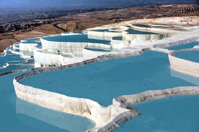 Pamukkale Hot Springs and Ancient City of Hierapolis with Lunch photo 2