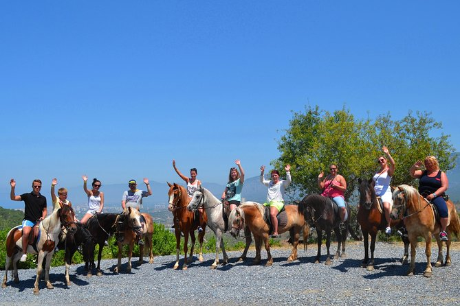 Horse Safari to Ancient Syedra photo 7