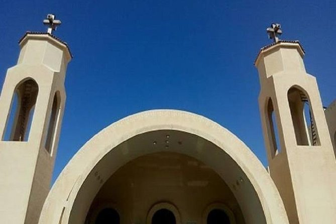 One day trip (Coptic archaeological tour in Sohag monasteries)