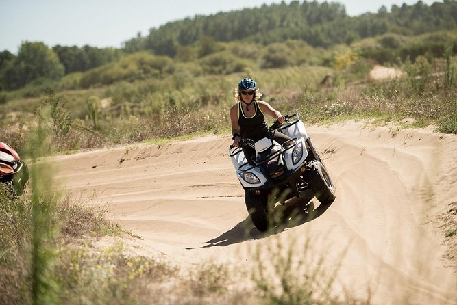 Quad / Atv Ride In Taghazout Bay