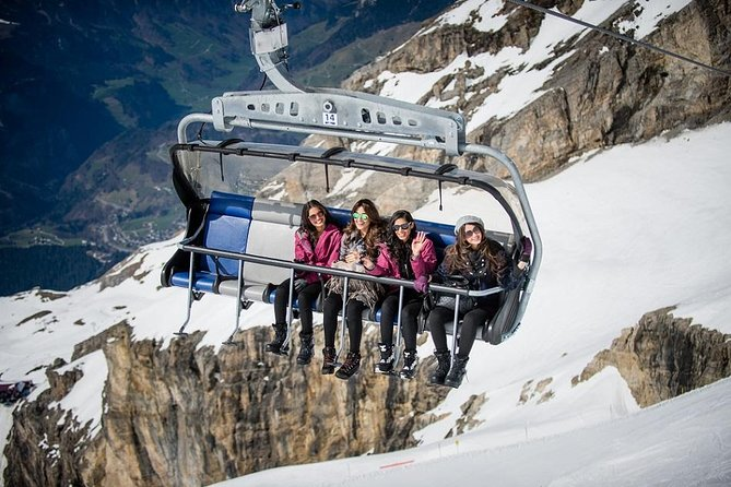 Overnight Mount Titlis including 4-course dinner