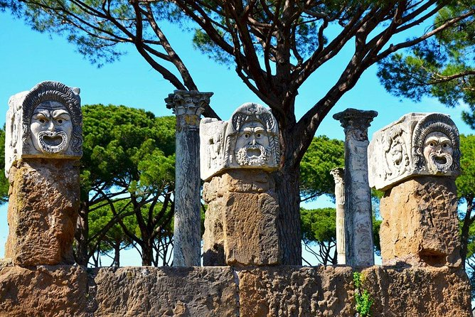 Private tour - Ostia Antica departing from Rome
