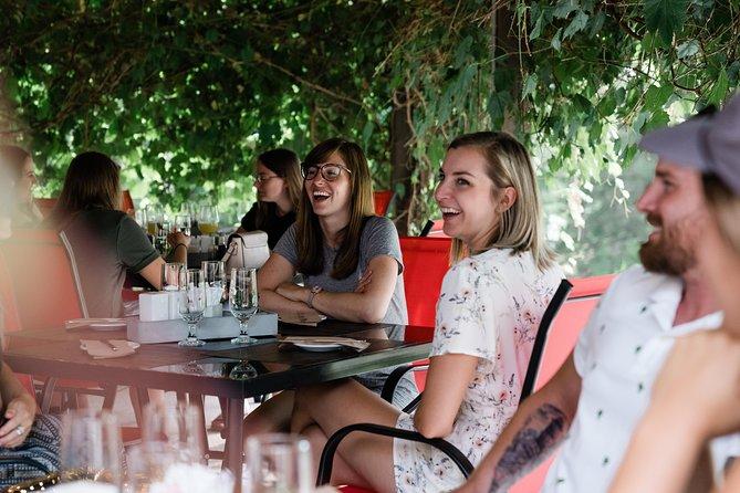 Wine Tasting on Ile d'Orleans