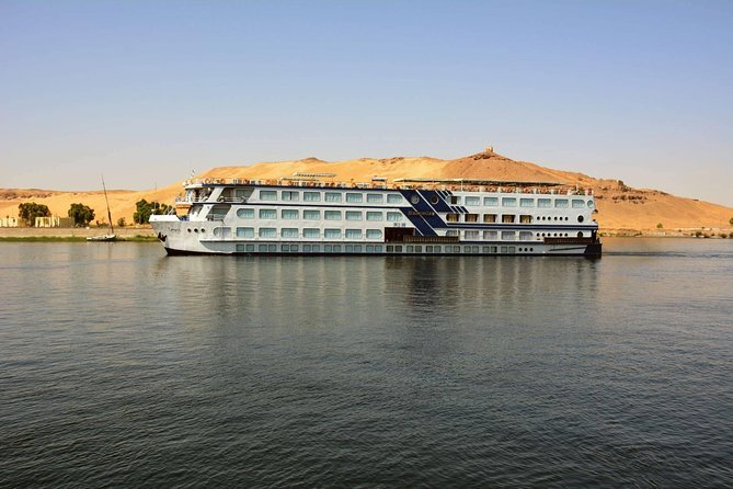 Radamis ll Nile cruis 5 days 4 nights from Luxor to Aswan included sightseen
