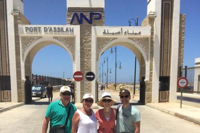 Экскурсия По Городу Ассила