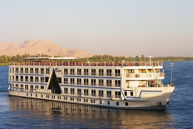 Book Domina Nile cruise 5 days 4 nights from Luxor to Aswan included sightseen