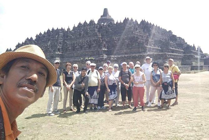 "Cruiseline Semarang Port "" Borobudur Mystical Stone Temple"""