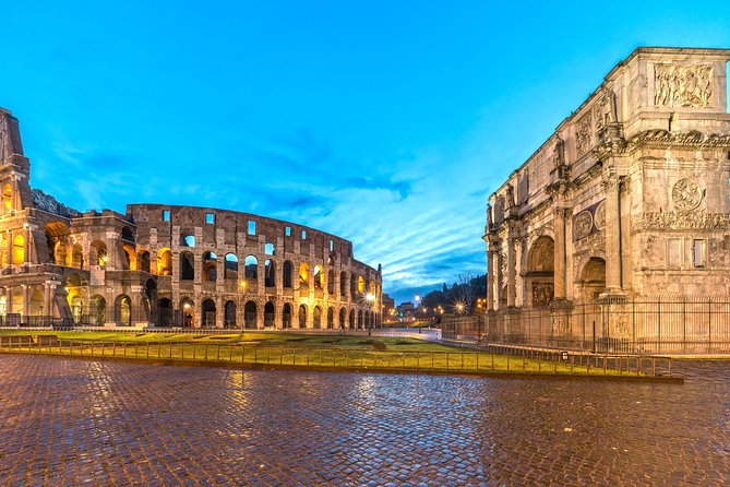 Skip the Line: Colosseum Fast Track Ticket-Palatine Hill & Roman Forum Included