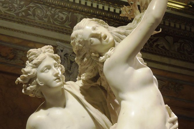 Skip-the-line Borghese Gallery Guided Tour of Bernini Caravaggio & Raphael Works