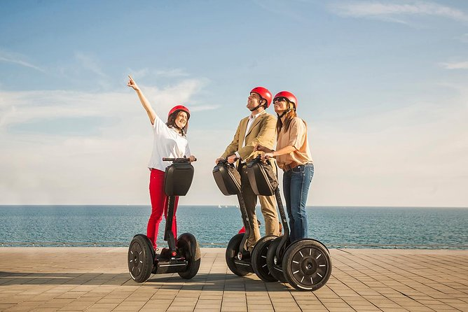 The Classic Segway Tour Barcelona