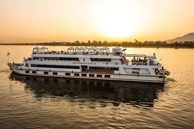 Book Grand Sun Cruise 5 days 4 nights from Luxor to Aswan included sightseen