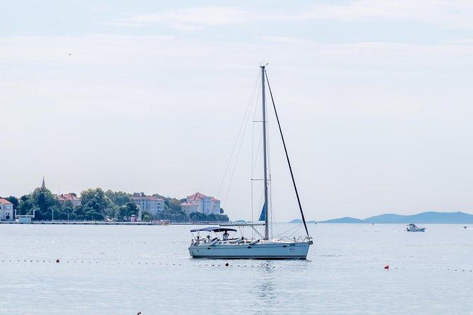 Zadar Canal Half-Day Sailing Trip