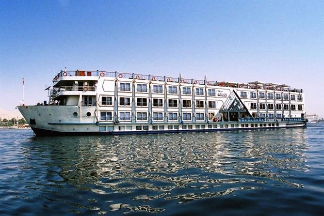 Nile Cruise Royl Princess from Aswan to Luxor for 4 days 3 nights with sightseen photo 4