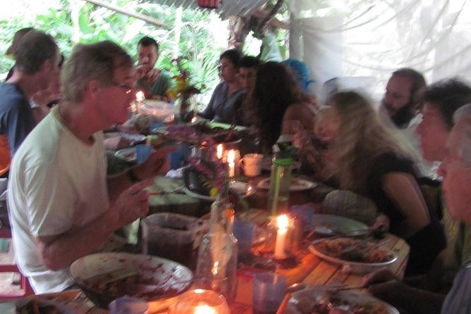 Permaculture Design Certificate Course, 1/28-2/9/2020; farm-table dinner, cabana photo 6
