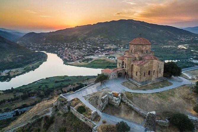 Day Trip to Mtskheta, Gori and Uplistsikhe from Tbilisi