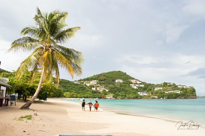 Grenada Express Tour - Annandale, Fort Fredrick, Rum Distillery & Beach Tour
