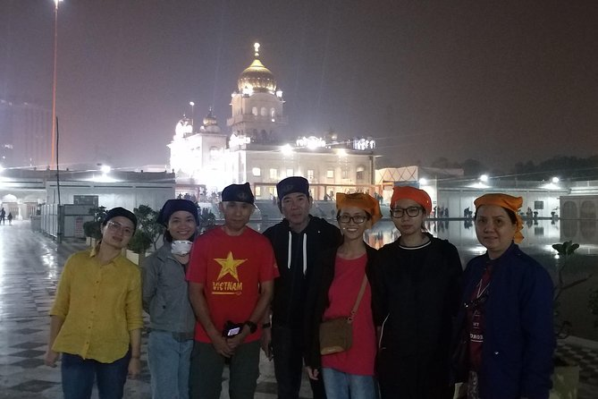 Full Day Tour of Old and New Delhi