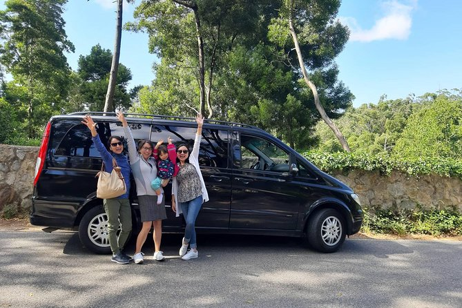 Tour with Local Guide in Sintra, Cabo da Roca and Cascais