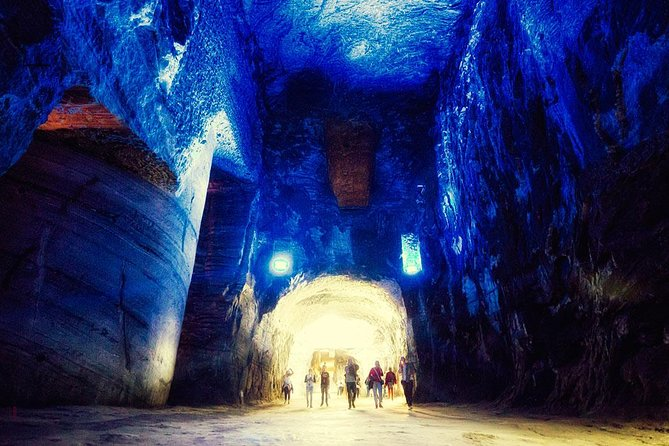 Zipaquira town & Salt Cathedral from Bogota Private Tour BILINGUAL GUIDE