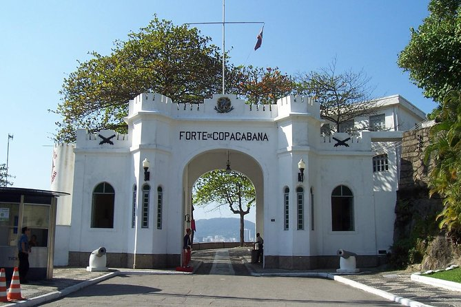Copacabana Fort - Historical Museum of the Army - TICKET AND TRANSFER