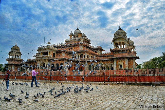 Jaipur Private Exclusive City Tour By Car