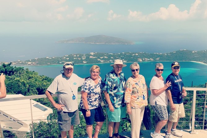 My Love Taxi - St. Thomas Virgin Island - All Day Fun Tour photo 3