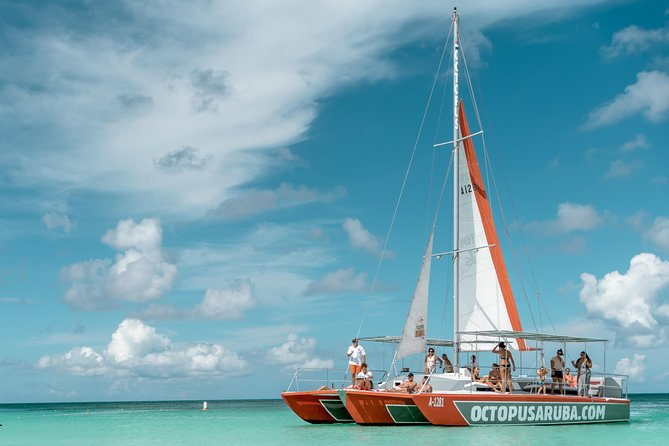 Half-Day Aruba Special Champagne Brunch Cruise