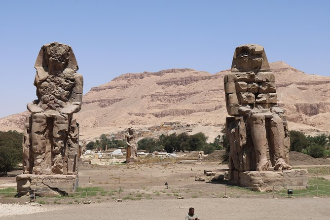 From Cairo: Over Day to Luxor by Flight
