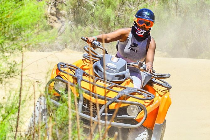 Desert and Beach ATV Tour in Los Cabos