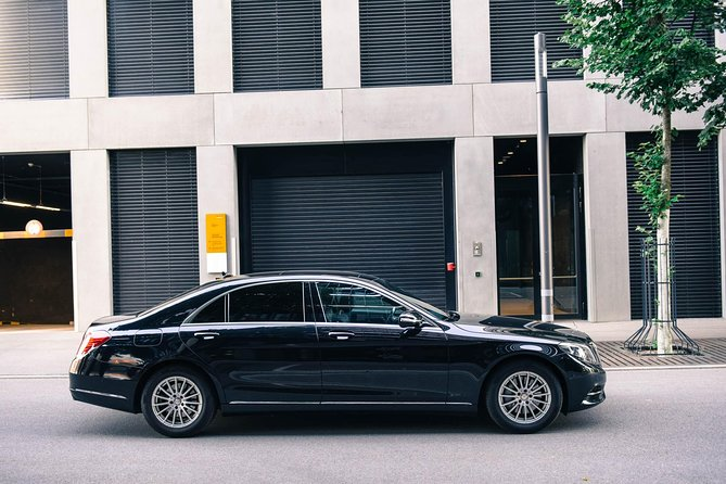Private transfer from Davos to Zurich Airport