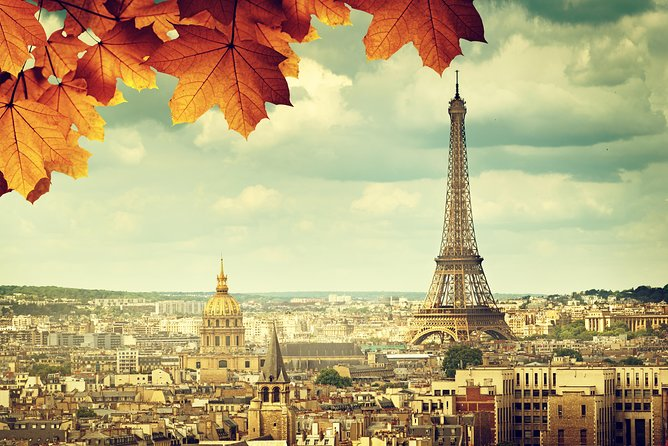 Eiffel Tower Summit, Cruise & Lunch on Champs-Elysées Avenue